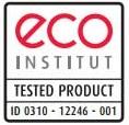Сертификат ECO на латексные вьетнамские матрасы Liena