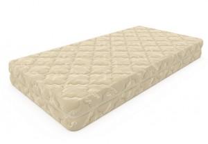 Двуспальная кровать с матрасом в интернет магазине